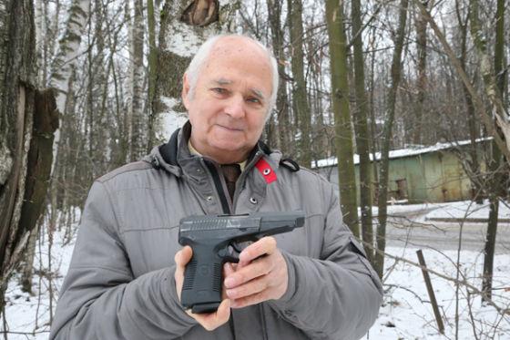 Наследие отечественного конструктора-оружейника Петра Ивановича Сердюкова